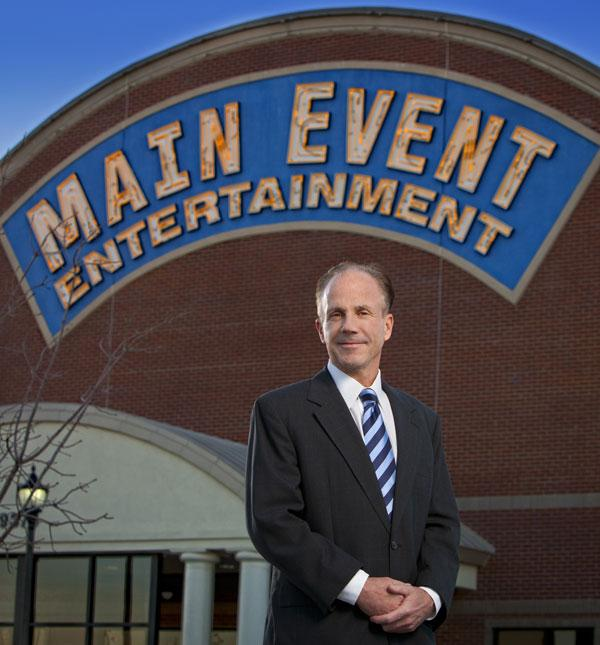 Main Event President and CEO Charlie Keegan.