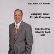 Mike McElray, CFO