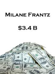 Milane Franz, a descendant of Dan Duncan, tied with her siblings for the No. 96 place on the list.
