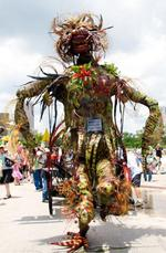 Check out the Houston Art Car Parade winners slideshow