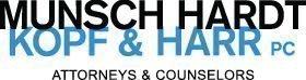 Dallas law firm Munsch Hardt Kopf & Harr is doubling its presence in Houston.