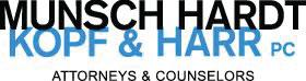 Dallas law firm Munsch Hardt Kopf & Harr is doubling its presence in Houston.