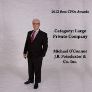 Michael O'Connor, CFO