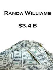 Randa Williams, a descendant of Dan Duncan, tied with her siblings for the No. 96 place on the list.