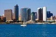 No. 7: San DiegoAverage rent for 1 bedroom: $1,281 Average rent for 2 bedrooms: $1,550
