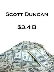 Scott Duncan, a descendant of Dan Duncan, tied with his siblings for the No. 96 place on the list.