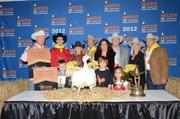 The 2012 Grand Champion Turkey was purchased by a buying group for $100,000.