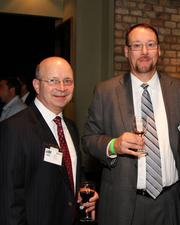 From left: Ron Martin and Ted Clark, both of UHY LLP.