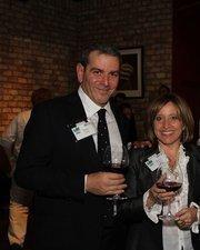From Left: Murr Penner and Karen Penner of M Penner.