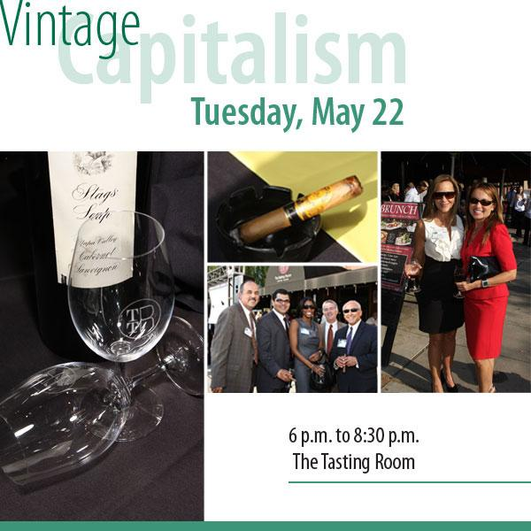Click through for a slideshow from the Vintage Capitalism event.