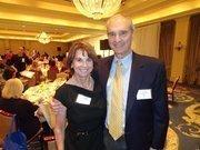 Susan Pye of Pye Legal Group and Walter Pye
