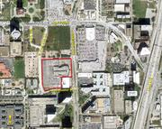 Apache Corp. purchase of land in BLVD Place