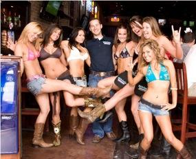 Bikini Sports Bar and Grill staff