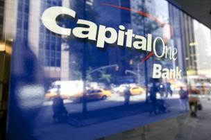 Photo: Bloomberg. Capital One NA is planning to close two Houston branches and two branches in Beaumont and Orange, Texas, in mid-April, impacting 16 employees.