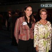 Meghan Smith of Houston Technology Center and Laura Villafani of UHY LLP