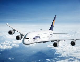 The Airbus A380 is the largest passenger jet in the world, with 526 seats.