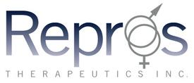 Repros Therapeutics was trading down 2.75 percent to $9.90 on Wednesday afternoon.