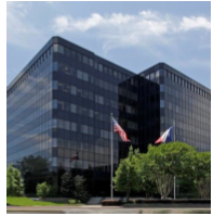The Wells Fargo Building in Northwest Houston has 134,766 square feet of Class A office space.