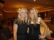 From left: Kelly Harvey of Harvey Law Group PC and Natalie Swift of Swift and Co.