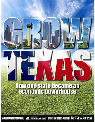 Texas maintains national  economic reputation