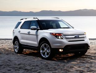 Ford Explorer Rank: No. 20Units sold in 2012: 158,344 Change from 2011: Up 16.7 percent