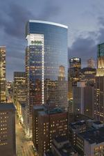 BG Group drills downtown Houston for expansion