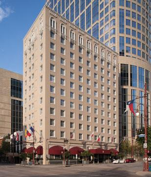 The Lancaster Houston has been designated a Historic Hotel of America.