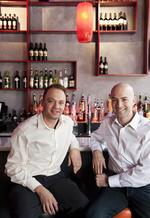 <strong>Cencini</strong> brothers open Texas' first Piola franchise