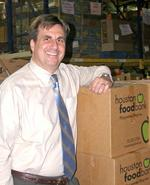 <strong>Brian</strong> <strong>Greene</strong> wants to solve Houston's hunger problem