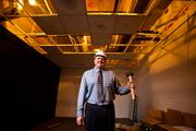 The global accounting firm will have four floors with natural light at its new office.