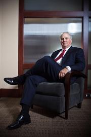 Wilson is president of the Houston region for Texas Capital Bank and has been in banking for 35 years.