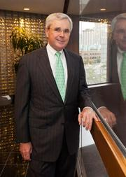 Franklin is CEO and chairman of Vista Bank Texas and has been in the banking world for 34 years.