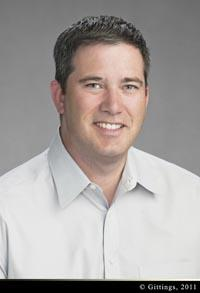 Greg Bowles, president of Sage