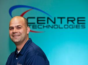 Chris Pace is CEO and founder of Centre Technologies, which recently expanded into Louisiana.