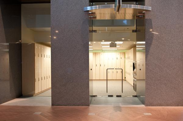 MW Cleaners' dry clean locker system is in five Houston office buildings. They range from 250 to 500 square feet.