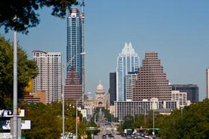 Austin: ranks high in national indicators