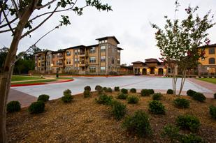 Cypresswood Estates is a LEED Platinum development offering affordable senior living.