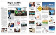 The Day in the Life feature on Chevron Phillips Chemical's CEO Pete Cella appears exclusively for subscribers in HBJ's Energy Magazine, published August 10.