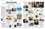 The Day in the Life feature on top Houston Realtor Sharon Ballas appears exclusively for subscribers in HBJ's Executive Homebuying Guide, published March 23.