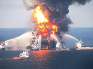 The new director of the Bureau of Safety and Environmental Enforcement provides federal oversight for oil and gas operations in the ocean.