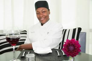 Chef Tiffany Derry, partner of Private | Social, 'Dallas is the Hollywood of Texas.'