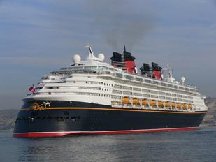 The Disney Magic is scheduled to begin sailing from Galveston in September.