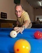<strong>Doug</strong> <strong>Deitel</strong> enjoys the mathematical side of billiards
