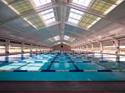 Four high schools in Fort Bend ISD will  use the new aquatic facility, which was completed in June.