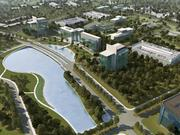 Generation Park is divided into five development districts served by seven utility districts.