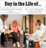Day in the Life of Dr. Elizabeth Torres and Dr. Luis Camacho