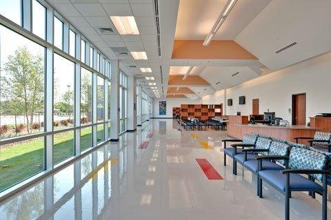 MLK Health Center — Harris County Hospital District