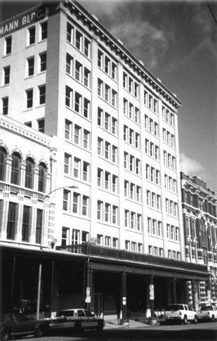 Hermann Lofts, originally built in 1917 as the Hermann Estate Building, has 25 residential units.