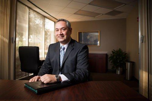 Okan I. Akin, President & CEO of Independence Bank