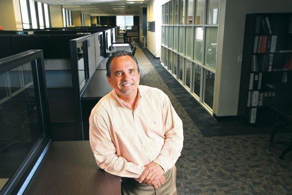 John Lionberger, senior vice president and general manager of Burns & McDonell's Houston office.